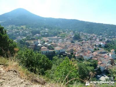 Cascadas de Gavilanes; agencias de senderismo;fin de semana senderismo;madrid turismo